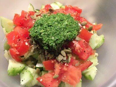 Detox Vitality Salad