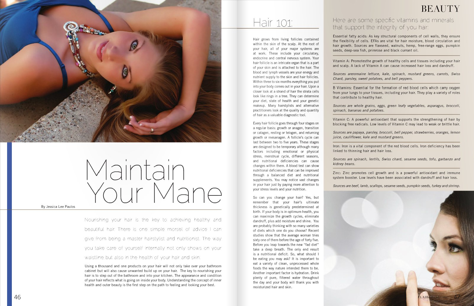 Maintain Your Maine