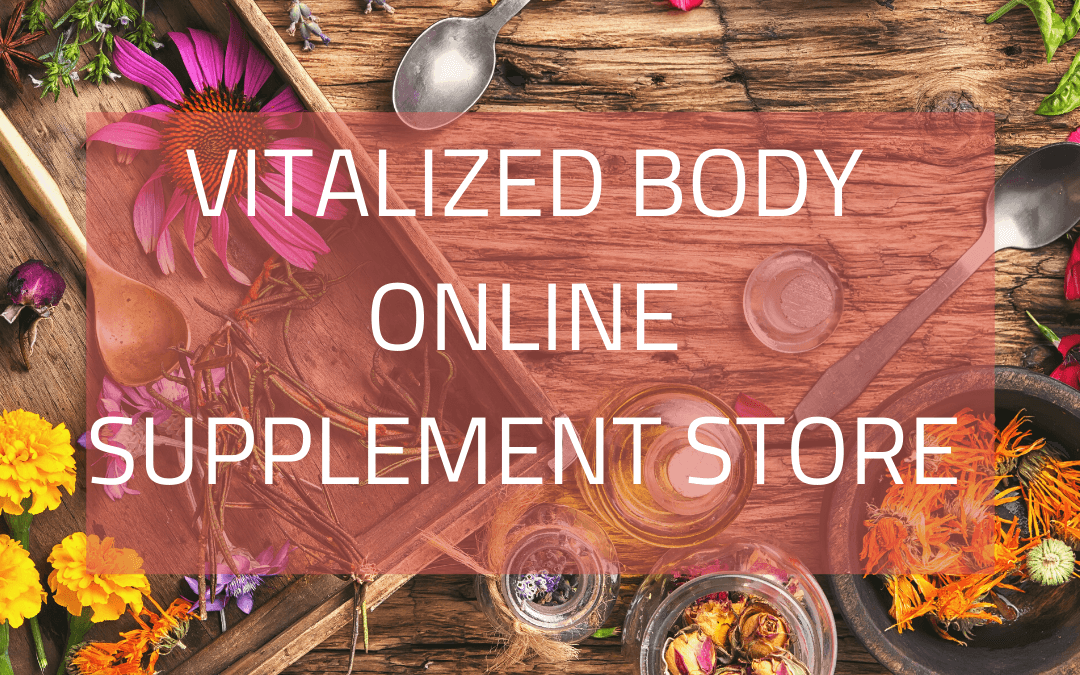 Online Supplement Store