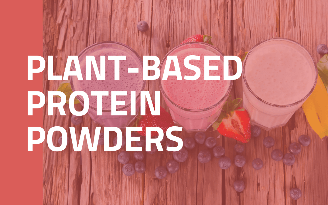 Boost Your Power With Plant-Based Protein Powder